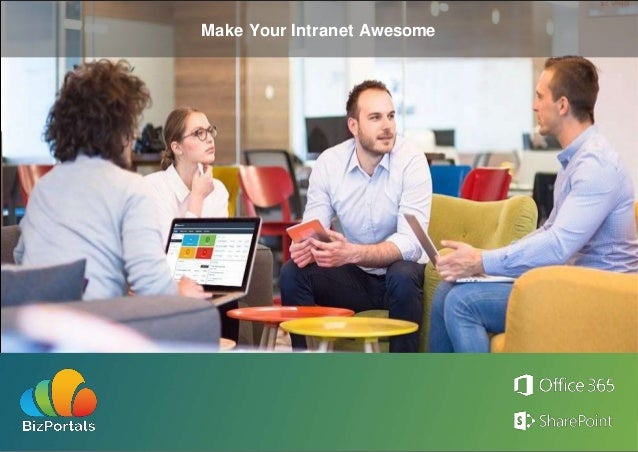 Make Your Intranet Awesome