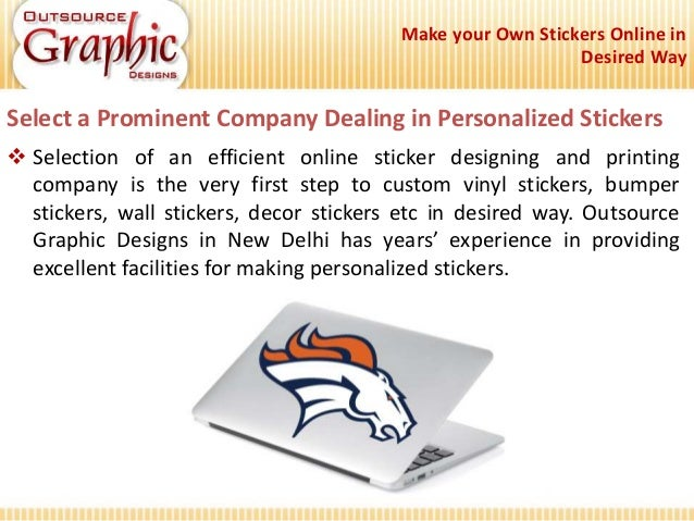 Make Your Own Stickers Online In Desired Way - Make your own stickers