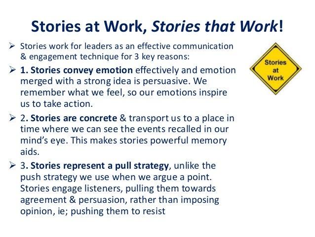 Make your presentations stick (3) Slide 3