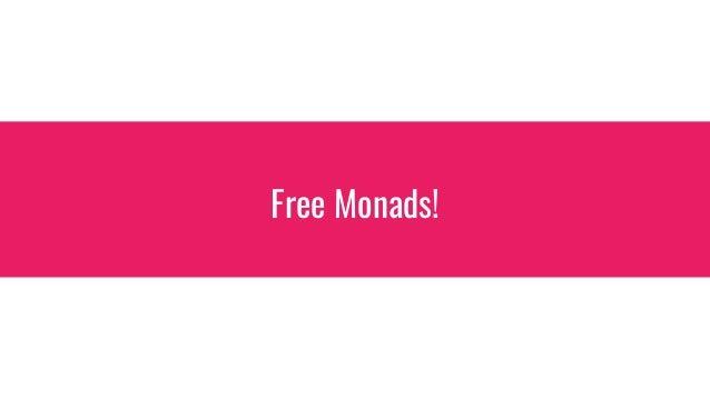 Make your programs Free Slide 3