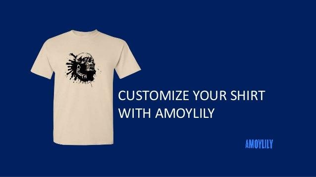 Make Your Own T Shirt Design Cheap Online