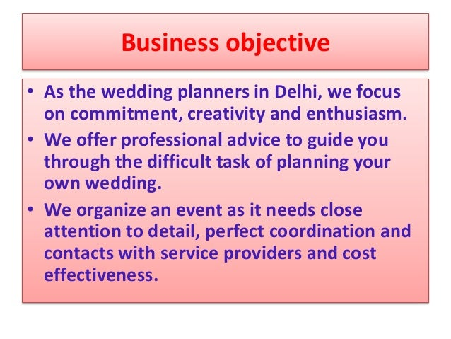best business plans in hyderabad marriage
