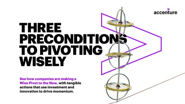 Three Preconditions To Pivoting Wisely