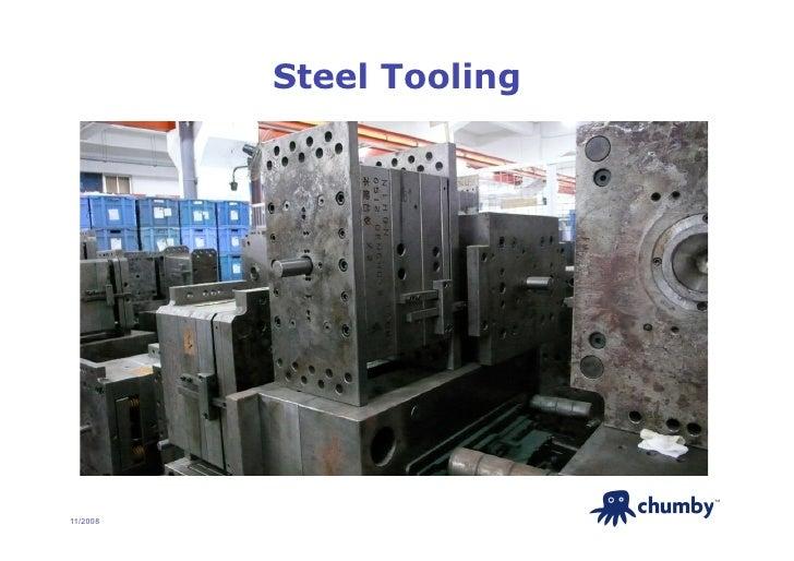 Steel Tooling                               TM     11/2008