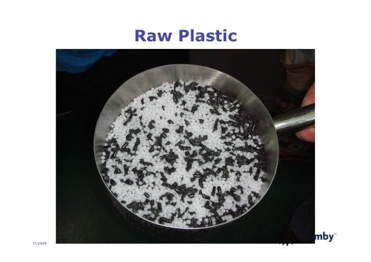 Raw Plastic                             TM     11/2008