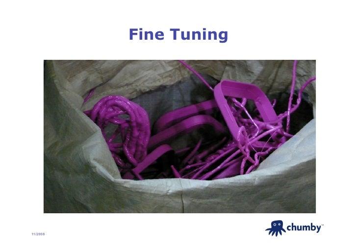 Fine Tuning                             TM     11/2008