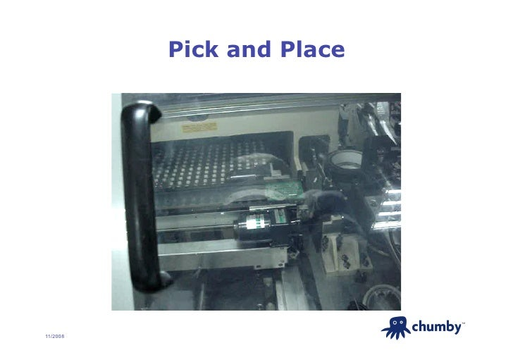 Pick and Place                                TM     11/2008