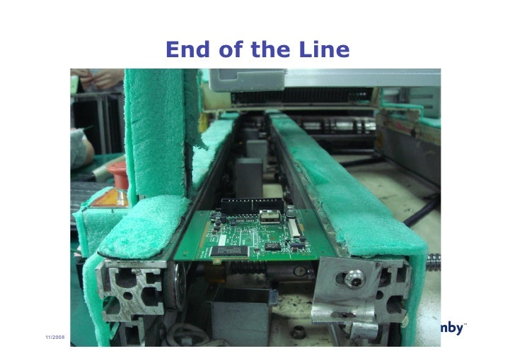 End of the Line                                 TM     11/2008