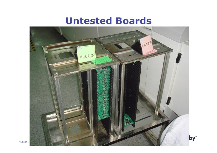 Untested Boards                                 TM     11/2008