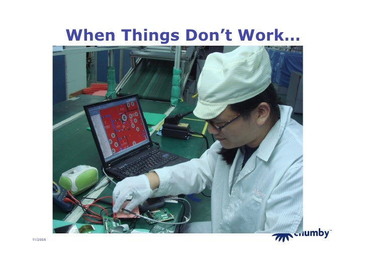 When Things Don't Work…                                         TM     11/2008