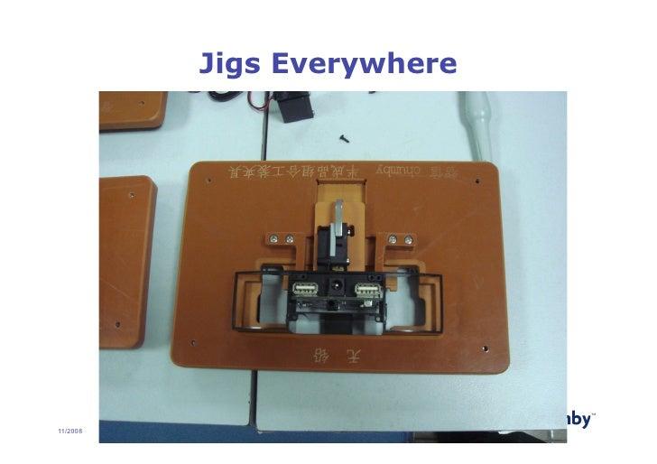 Jigs Everywhere                                 TM     11/2008