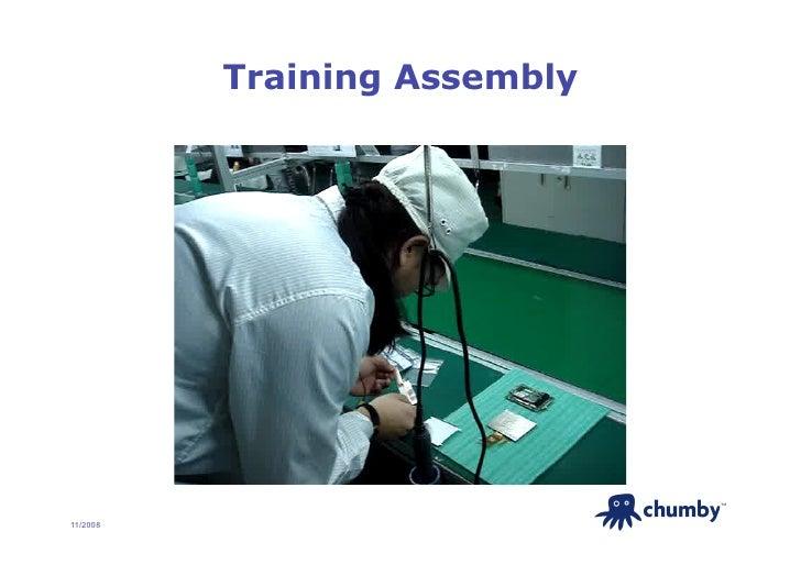 Training Assembly                                   TM     11/2008