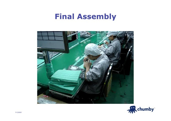 Final Assembly                                TM     11/2008