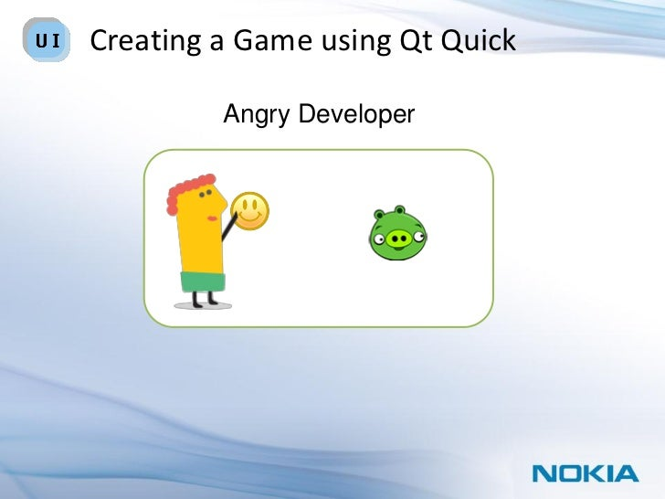 Creating a Game        Angry Developer