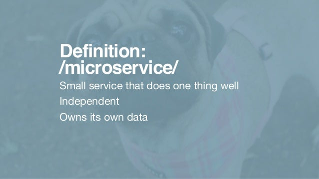 Making friendly-microservices Slide 2