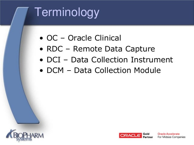 Prepare to upgrade oracle clinical.