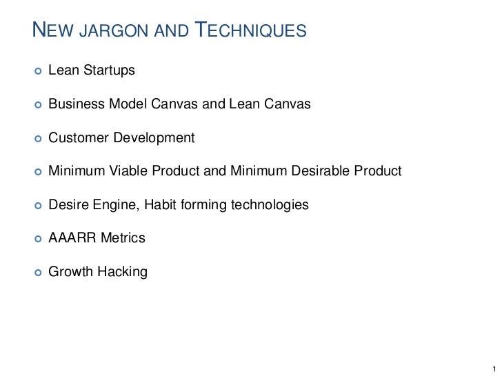 Making Sense of Lean Startup Strategies Slide 2