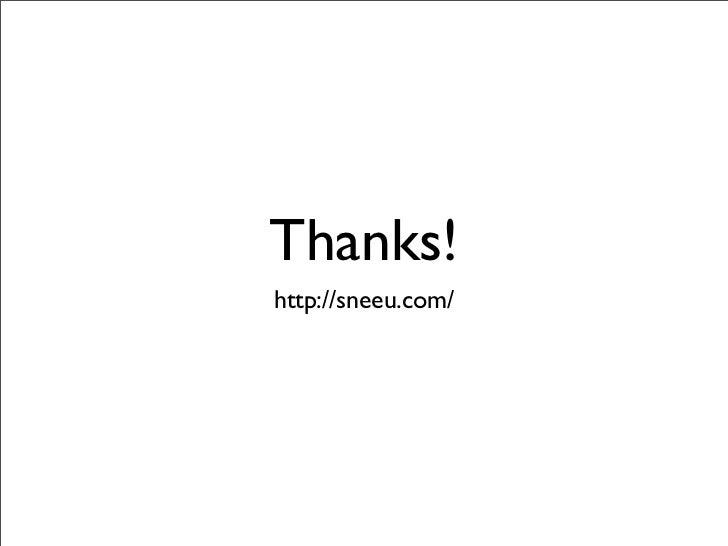 Thanks! http://sneeu.com/