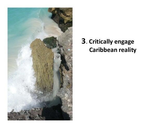 3.Criticallyengage Caribbeanreality