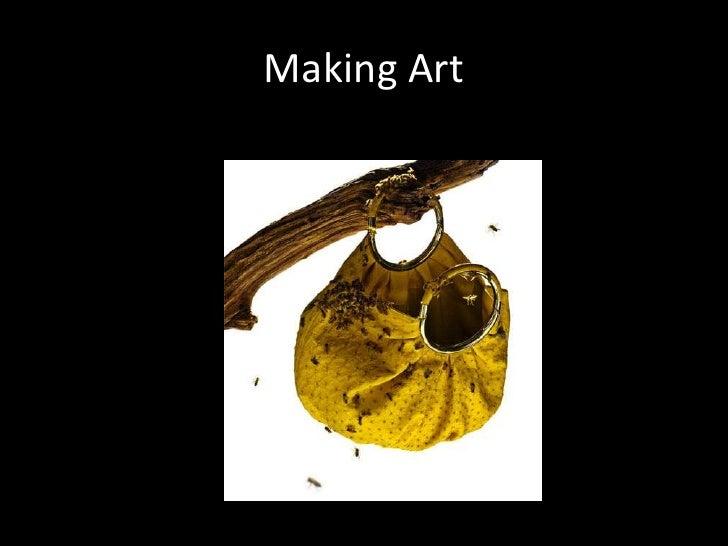 Making Art<br />
