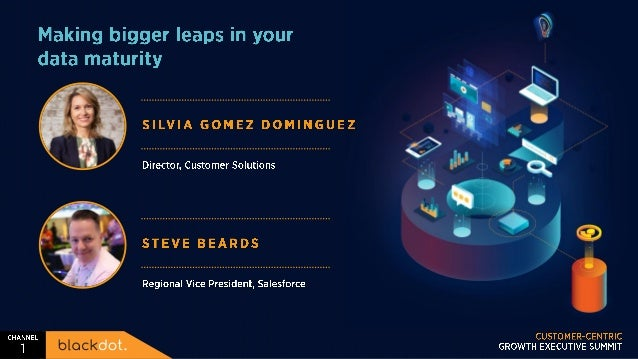 Making bigger leaps in your data maturity