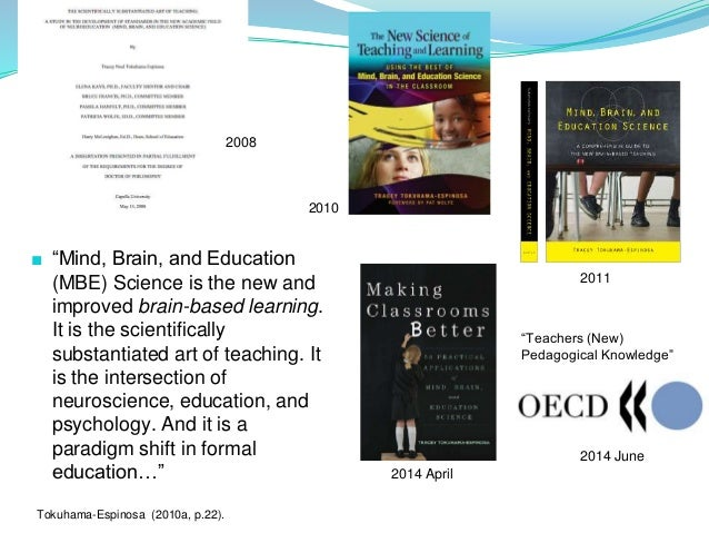 mind brain and education science pdf
