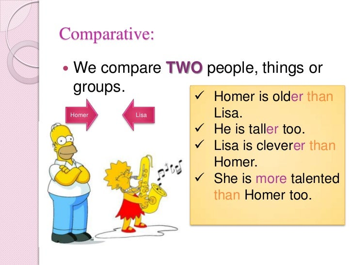 making comparisons A secondary school revision resource for gcse french about foundation level  grammar and making comparisons with comparatives and superlatives.