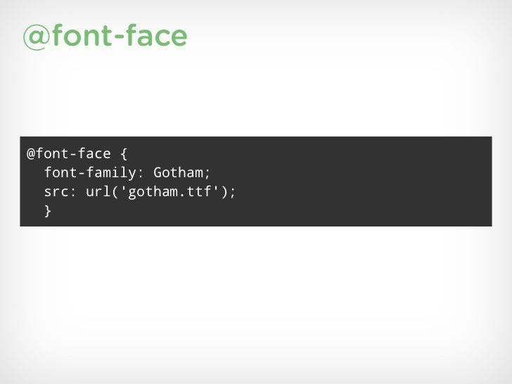 Making drupal beautiful with web fonts