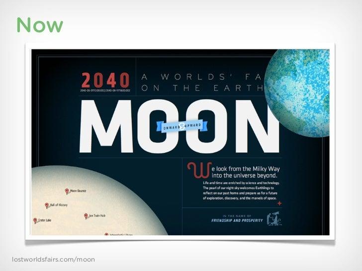 Nowlostworldsfairs.com/moon