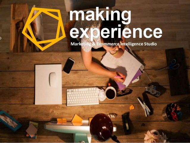 Marketing & Ecommerce Intelligence Studio