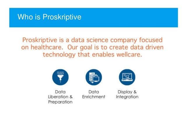 Proskriptive Healthcare Analytics