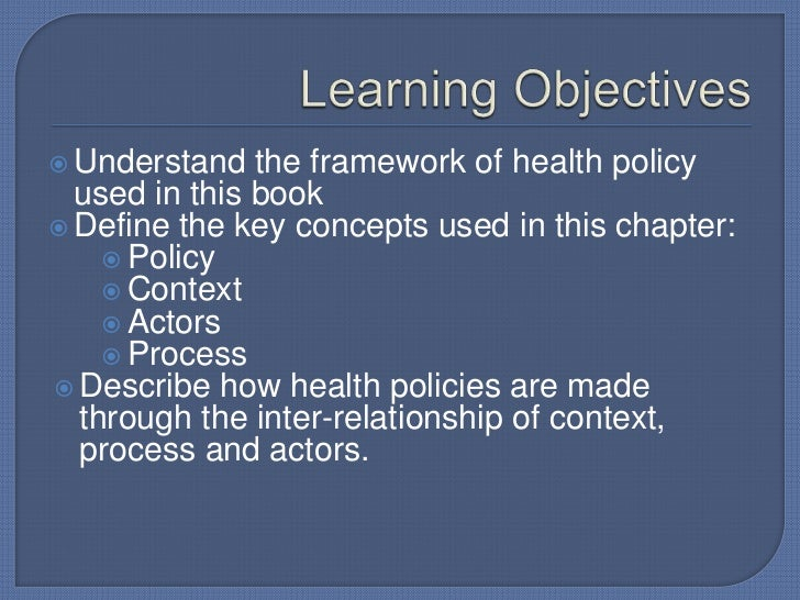 actors in policy formulation and two Evidence-informed policy formulation and implementation: a comparative case study of two national policies for improving health and social care in sweden.