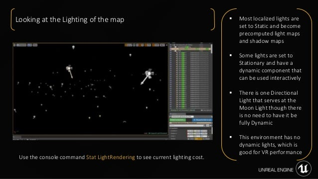 unreal engine console commands
