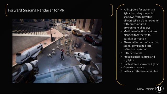 Making High Quality Interactive VR with Unreal Engine Luis Cataldi