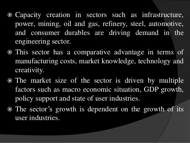Macro economic factors affecting oil and gas industry in india