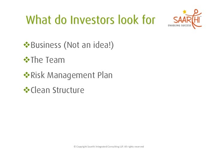 How to make a pitch for Angels & VCs Slide 3