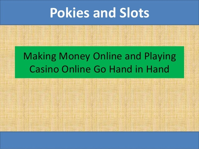 Making Money Online and Playing Casino Online - 웹