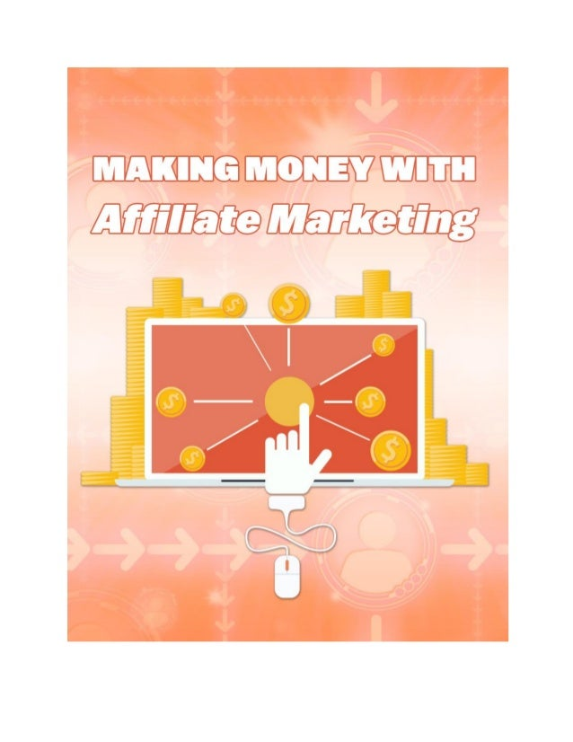 DIFFERENT PATHS TO MAKE MONEY WITH AFFILIATE MARKETING When people talk about making money with affiliate marketing, they ...