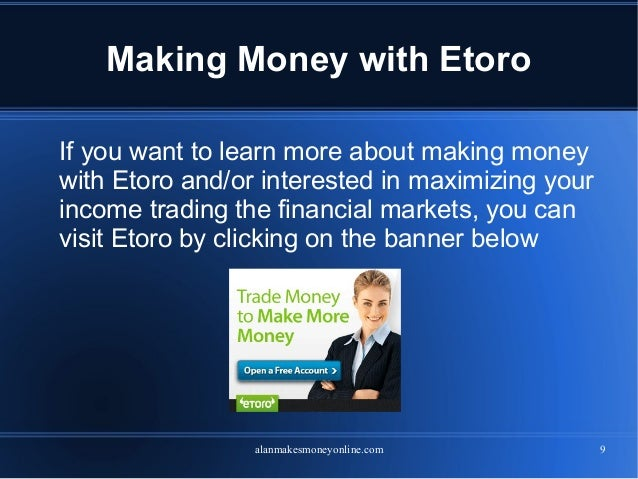 etoro training