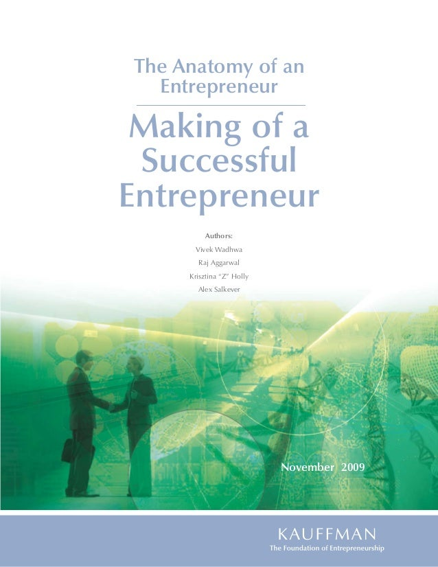 how to be a successful entrepreneur essay How to be a successful entrepreneur essay by brandonpants, junior high, 9th grade, b+, december 2010 how to be a successful entrepreneur (2010, december 29.