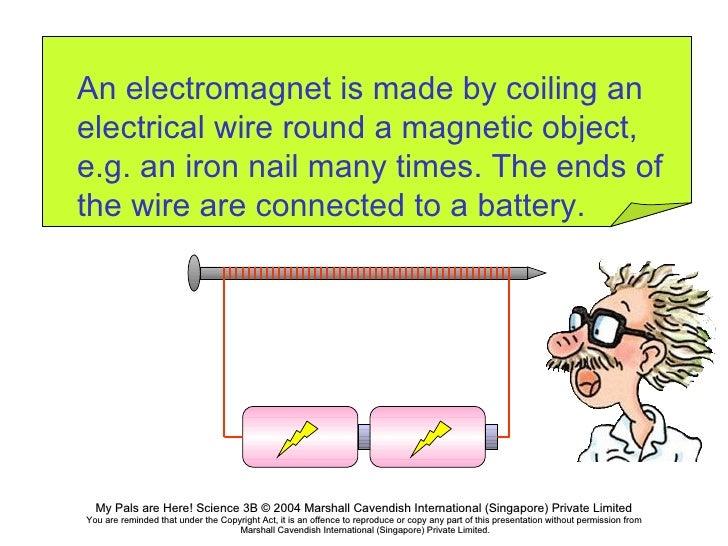 Making Of Magnet