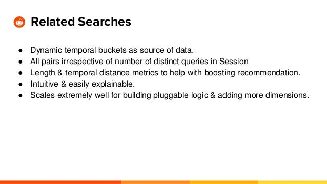 Making Reddit Search Relevant and Scalable - Anupama Joshi & Jerry Ba…