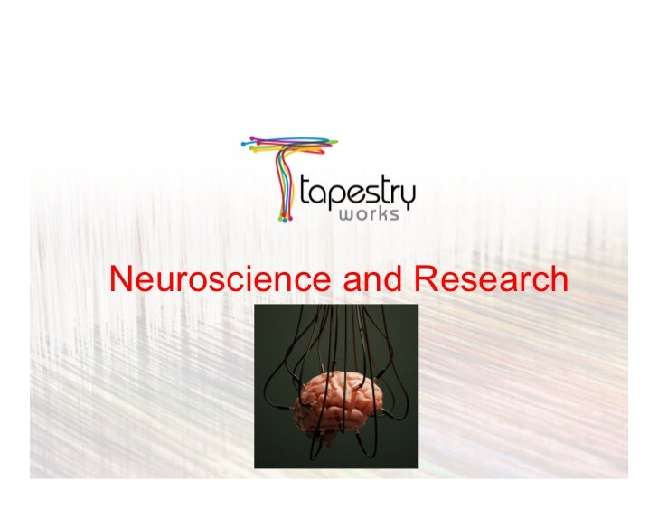 Neuroscience and Research