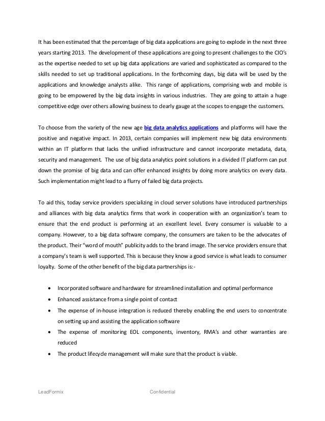 big data analytics applications pdf