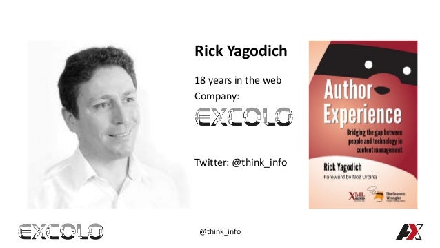 Onramp: Making the Case for Author Experience with Rick Yagodich Slide 2