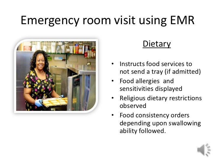 Emergency Room Not Followed By Admission
