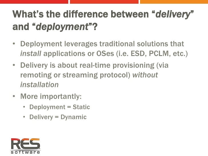 Enable customers to:<br />Support future ready, heterogeneous desktop environments<br />Take small steps towards big go...
