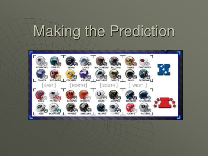 Making the Prediction<br />