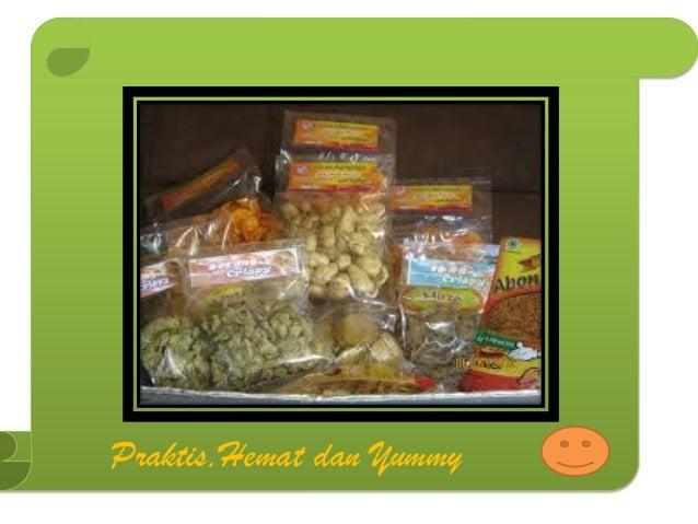 Praktis,Hemat dan Yummy