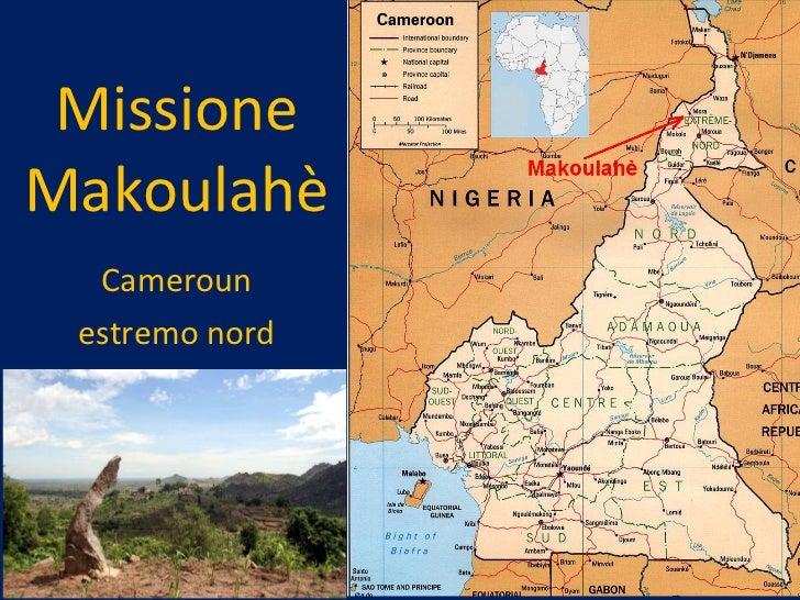 Missione Makoulahè Cameroun estremo nord